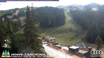 Vista de cámara web de luz diurna desde Jahorina: Ogorijelica