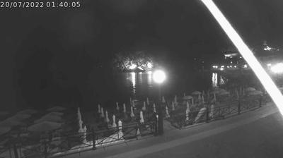 Current or last view from Parga