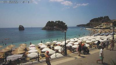 Daylight webcam view from Parga