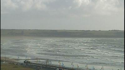 Daylight webcam view from Tramore: Town