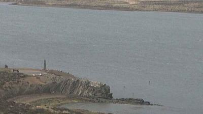 Daylight webcam view from Fitzroy Settlement: Fitzroy