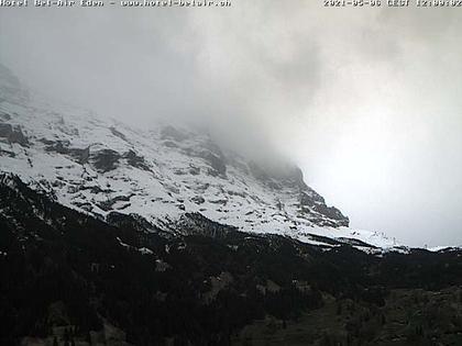 Grindelwald: Eigernordwand - Hotel Bel-Air Eden