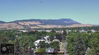 Island City: La Grande and Mt. Emily from EOU Campus - Overdag