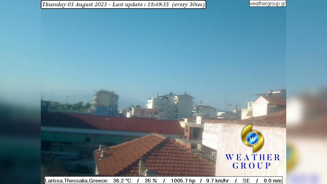 Webcam Larissa: ATA area