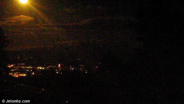 Webcam Jeżów Sudecki: Kotlina Jeleniogórska − Widok z Gór