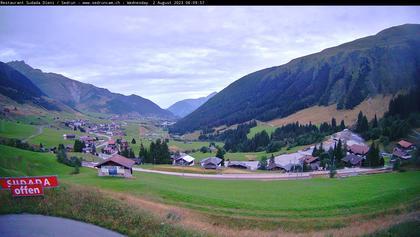 Tujetsch: Dieni - Ruèras - Campadi Rein - Sedrun - Valtgeva - Piz Muraun