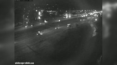 Вишнёвое: Киев, Кольцевая дорога
