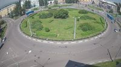 Новокузнецк: Кольцо Дворца спорта