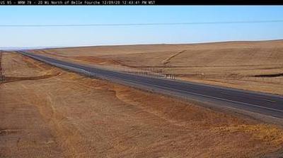 Webcam Castle Rock: US-85 near − SD (MM 78)