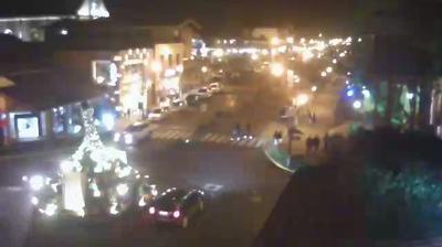 Webcam Gramado: Avenida das Hortênsias Vista Prefeitura