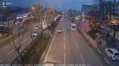 Webcam Bursa: Ankara yolu