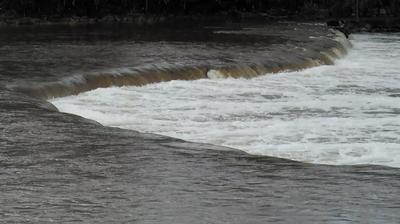 Vue webcam de jour à partir de Kuldīga › South West: Ventas rumba