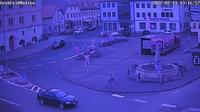 Bad Konigshofen im Grabfeld › West: Marktplatz - Dia
