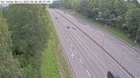 Salem: norra (Kameran �r placerad p� E/E S�dert�ljev�gen i h�jd med trafikplats) - och �r riktad mot Stockholm - Aktuell