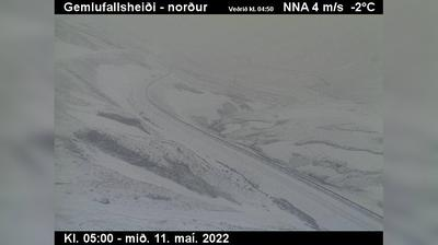 Gambar mini Webcam Isafjoerdur pada 4:16, Okt 19