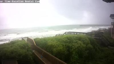 Webcam Surf City › South-East: Surf City Pier − 202 N Top