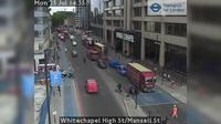London: Whitechapel High St/Mansell St - Actuelle