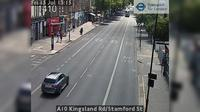 North Cheam: A Kingsland Rd/Stamford St - Day time
