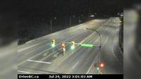 Langford > South: , Hwy  at West Shore Parkway, looking southbound towards Victoria - Current
