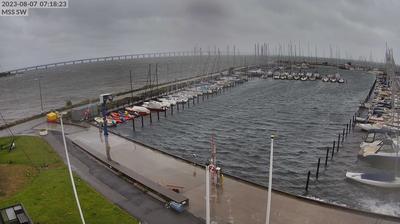 Vignette de Malmö webcam à 6:11, sept. 26