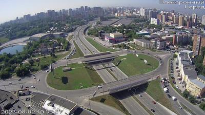 Thumbnail of Novosibirsk webcam at 7:57, Feb 24