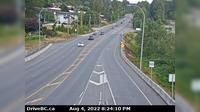 Haney > South-East: , Hwy  near River Rd onramp, looking southeast - Recent