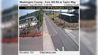 Forest Grove: Washington County - Fern Hill Rd at Taylor Way - Current