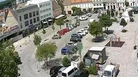 Gemeinde Hollabrunn: Hollabrunn - Hauptplatz - El día