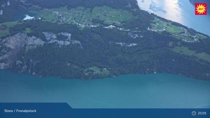 Stoos SZ: Urnersee - Rütli - Vierwaldstättersee