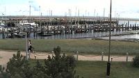 Wittdün: Yachthafen (Amrumer Yachtclub − AYC) − auf Amrum