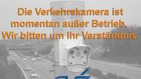 Dornstadt: A/E, bei Anschlussstelle Ulm-West, Blickrichtung: Stuttgart - Dia