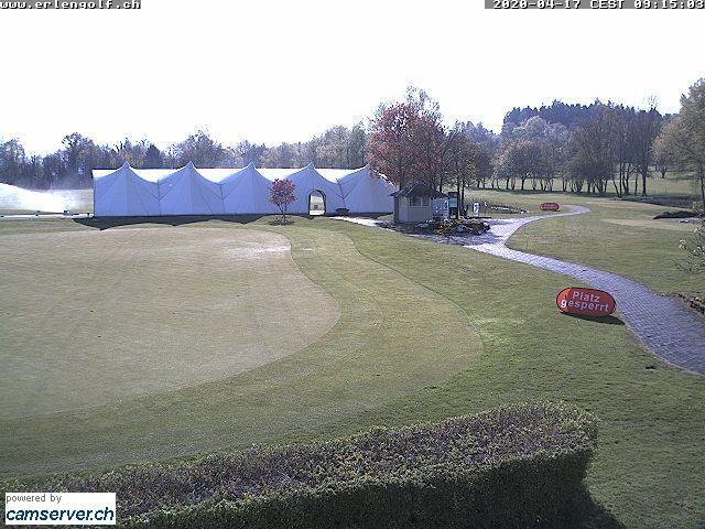 Erlen: Golfclub - Golfplatz