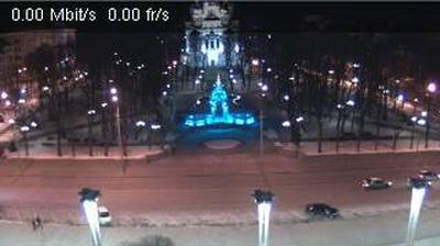 Webcam Kharkiv: Зеркальная струя