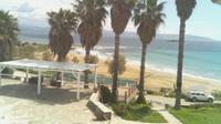 Lefkes › South-East: New Golden Beach, Paros - Overdag