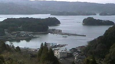 Webcam 今村: Genkai − Ozono − Sea View