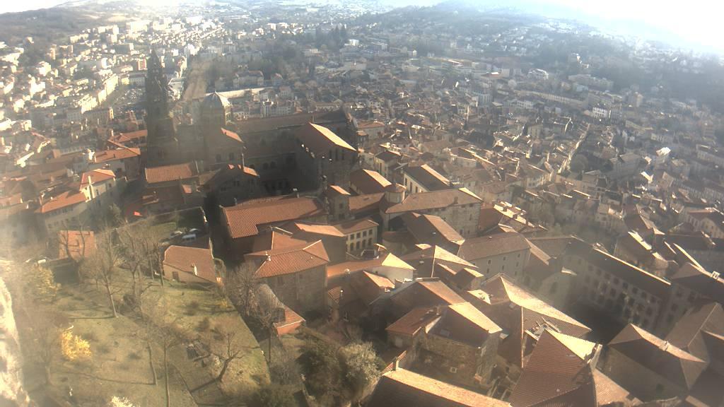 webcam du Puy en Velay météopassion