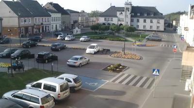 Webcam Łabiszyn › North-West: Rynek