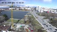 Khmelnytskyi: Khmel'nyts'kyy - Bug River - Actuelle