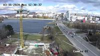 Khmelnytskyi: Khmel'nyts'kyy - Bug River - El día