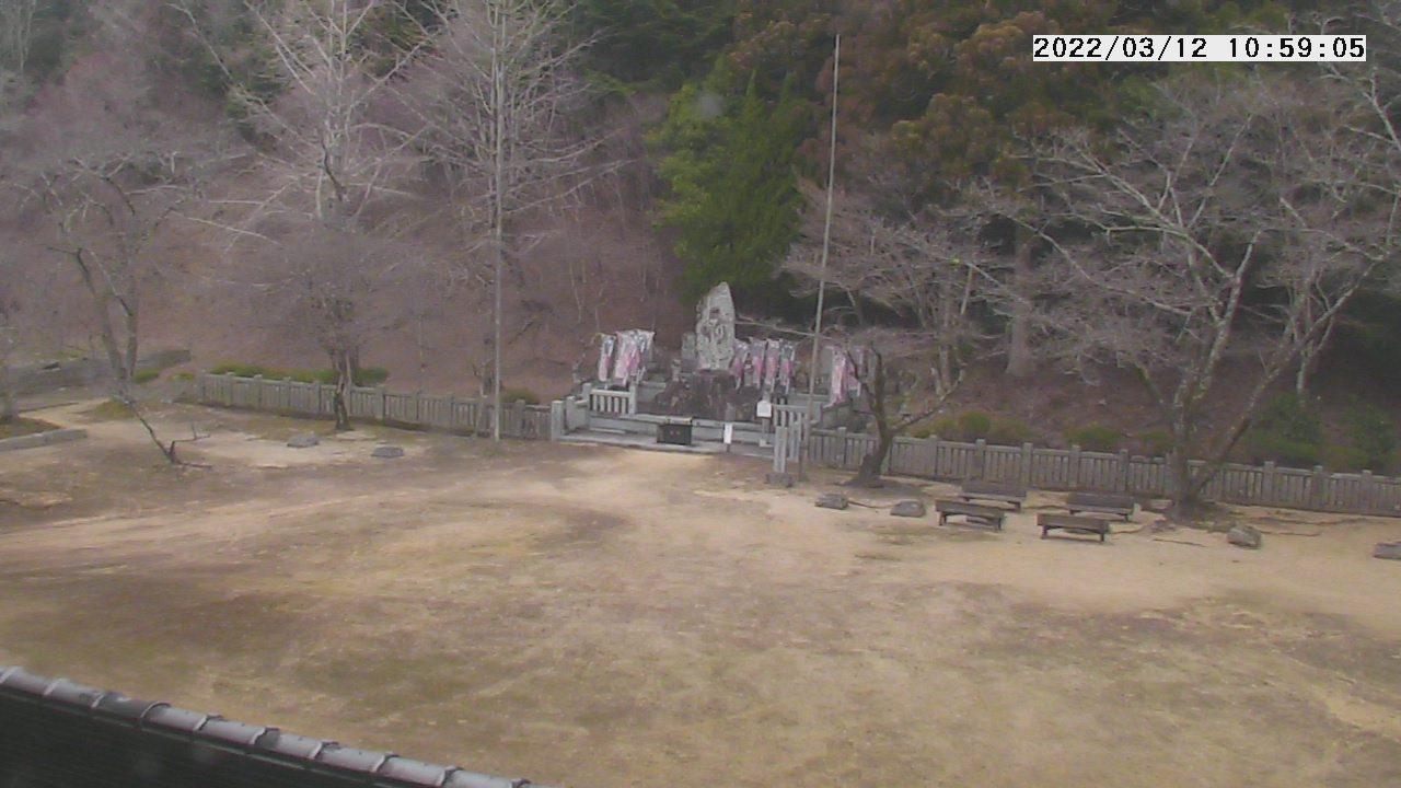 Webcam 井川町辻: 箸蔵寺(本殿)