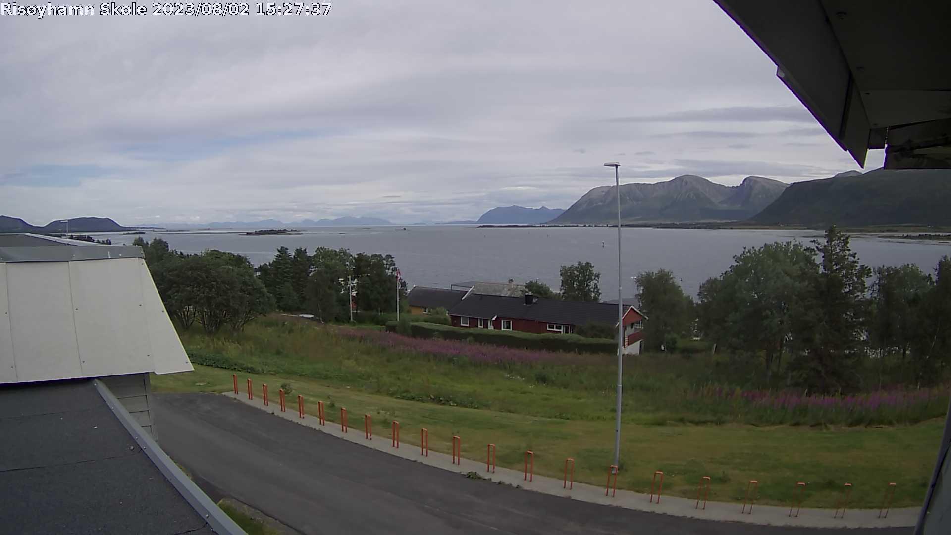 Webcam Risøyhamn › North-East