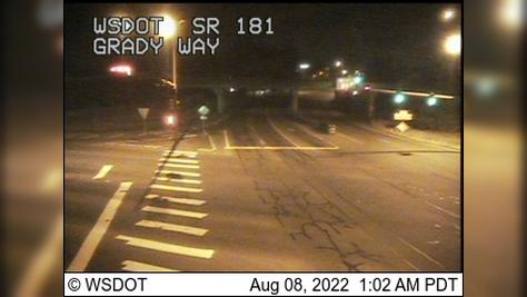 Webcam Tukwila: Grady Way