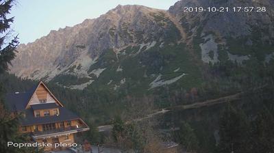 Webcam Popradské Pleso › North-East: Horsky Hotel Poprads