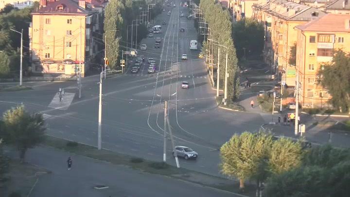 Webkamera Novotroitsk: ulitsa Komarova