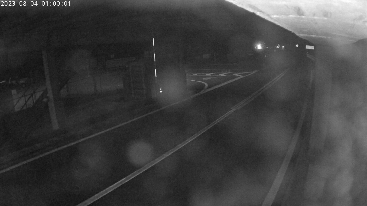 Bourg-Saint-Pierre: Great St Bernard Tunnel