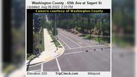 Tualatin: Washington County - th Ave at Sagert St - Recent