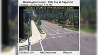 Tualatin: Washington County - th Ave at Sagert St - Overdag