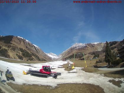 Tujetsch: Snowpark Valtgeva