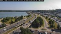 Portland › North: I- Exit  PTZ Cam - Franklin Street - Day time