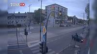 Pabianice: Zamkowa - Traugutta - Recent